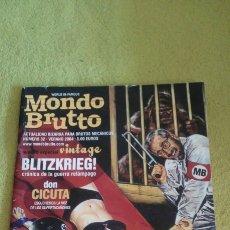 Cine: FANZINE MONDO BRUTTO 32. Lote 276907443
