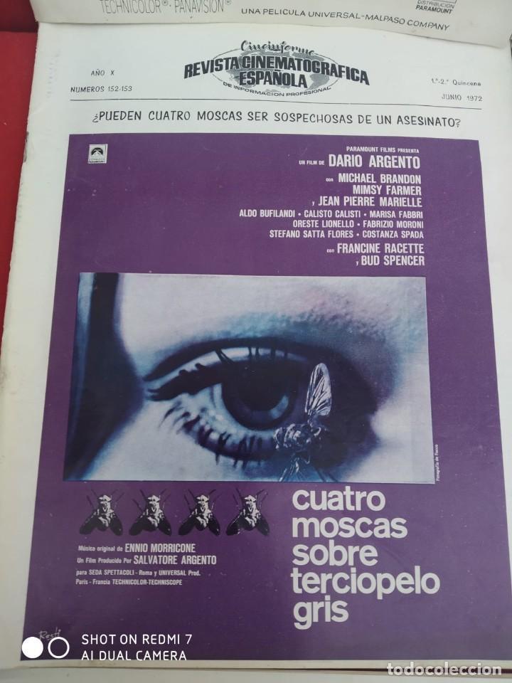 Cine: REVISTAS DE CINE ANTIGUAS CINEINFORME LOTE DE 60 UDS. AÑOS AÑOS 60/70 - Foto 28 - 277142498