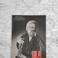 Cine: FILM IDEAL - Nº 38 - 1959 - CHARLTON HESTON, CHARLES CHAPLIN, JAMES STEWART, CESAR ARDAVIN. Lote 277257543