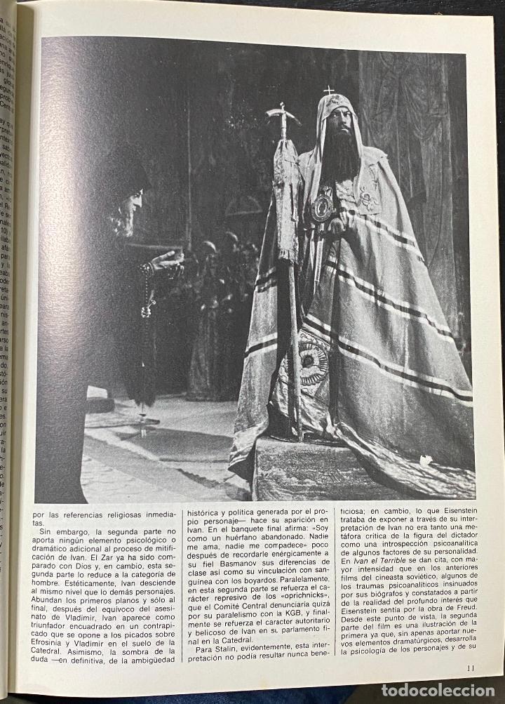 Cine: REVISTA DE CINE DIRIGIDO POR... N.º 87. NOVIEMBRE 1972. ENTREVISTAS CON ANDRZEJ ZULAWSKI - Foto 2 - 277625708