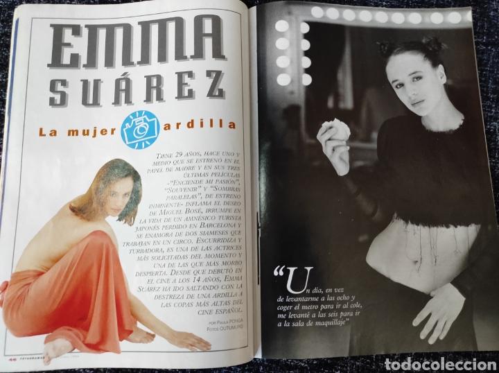 Cine: fotogramas Extra verano año 1994 Cine EMMA SUAREZ - Foto 2 - 277619148