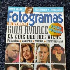 Cine: FOTOGRAMAS EXTRA VERANO AÑO 1994 CINE EMMA SUAREZ. Lote 277619148