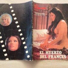 Cine: NUEVO FILM-SEX Nº 25 - EL HUERTO DEL FRANCES / PAUL NASCHY - CONSERVA EL POSTER CENTRAL. Lote 277705853