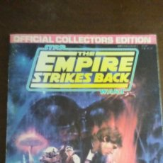 Cine: STAR WARS - THE EMPIRE STRIKES BACK - OFFICIAL COLLECTORS EDITION. Lote 278172358