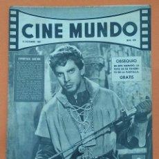 Cine: ESPARTACO SANTONI CHRISTOPHER LEE BRADFORD DILLMAN CANTINFLAS ALAIN DELON. Lote 278431913