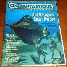 Cine: CINEFANTASTIQUE - MAYO 1984 - REVISTA CINE FANTÁSTICO Y TERROR - EN INGLÉS. Lote 278523363