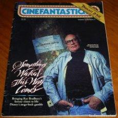 Cine: CINEFANTASTIQUE - JUNIO / JULIO 1983 - REVISTA CINE FANTÁSTICO Y TERROR - EN INGLÉS. Lote 278598288