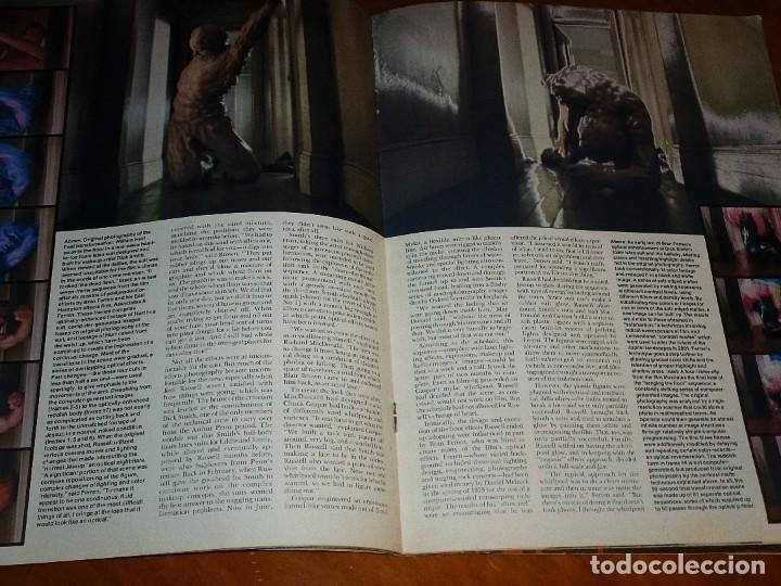 Cine: CINEFANTASTIQUE - OTOÑO FALL 1981 - ALTERED STATES - REVISTA CINE FANTÁSTICO Y TERROR - EN INGLÉS - Foto 5 - 278606373