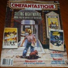 Cine: CINEFANTASTIQUE - MARZO 1988 - OPERA DARIO ARGENTO - REVISTA CINE FANTÁSTICO Y TERROR - EN INGLÉS. Lote 278611248