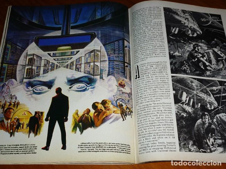 Cine: CINEFANTASTIQUE - MARZO 1988 - OPERA DARIO ARGENTO - REVISTA CINE FANTÁSTICO Y TERROR - EN INGLÉS - Foto 5 - 278611248