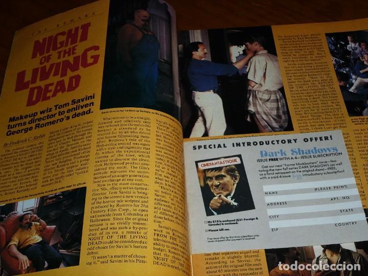 Cine: CINEFANTASTIQUE - SEPTIEMBRE 1990 - STAR TREK - REVISTA CINE FANTÁSTICO Y TERROR - EN INGLÉS - Foto 2 - 278615633