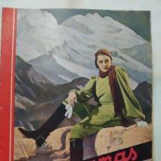 Cine: CINEGRAMAS. KATHLEEN BURKE. AÑO 1935. Lote 279412133