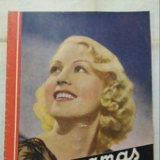 Cine: CINEGRAMAS. CONSTANCE GODRIDGE. AÑO 1935. Lote 279412438
