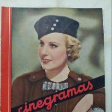 Cine: CINEGRAMAS. ROSITA DIAZ. AÑO 1935. Lote 279412483