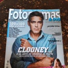 Cine: FOTOGRAMAS & DVD, LA PRIMERA REVISTA DE CINE N° 1980 (AÑO 61, OCTUBRE 2008). Lote 279453978