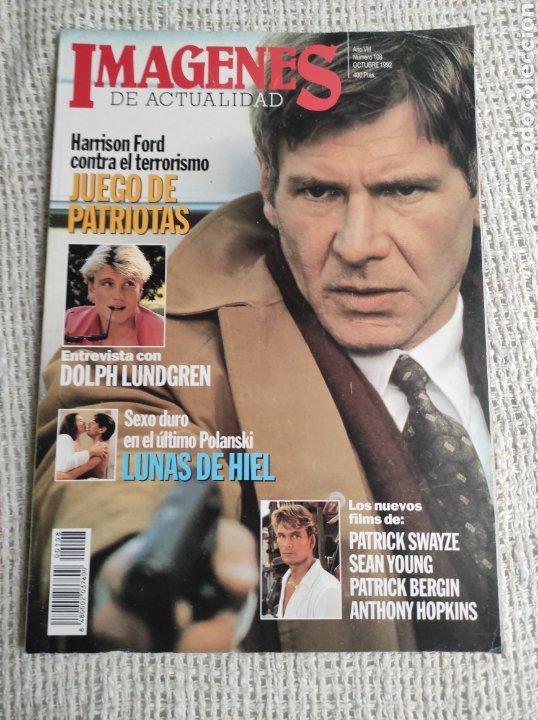 IMÁGENES DE ACTUALIDAD Nº 108, OCTUBRE 1992 , (Cine - Revistas - Imágenes de la actualidad)