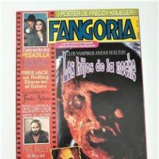 Cine: FANGORIA Nº 7. Lote 284078943