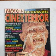 Cine: FANGORIA PRESENTA: LA GUÍA DELCINE DE TERROR. EDICIONES ZINCO. Lote 285191853