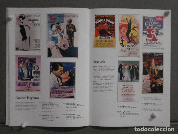 Cine: ABH57 CATALOGO POSTERS THE REEL POSTER GALLERY 3 ORIGINAL VINTAGE FILM POSTERS KANAL - Foto 3 - 285456838