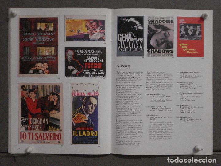 Cine: ABH57 CATALOGO POSTERS THE REEL POSTER GALLERY 3 ORIGINAL VINTAGE FILM POSTERS KANAL - Foto 4 - 285456838