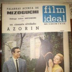 Cine: FILM IDEAL REVISTA. Lote 286358328
