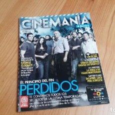 Cine: CINEMANÍA - Nº 173 - FEBRERO 2010 - TOM FORD, DICAPRIO, GEORGE CLOONEY, MARION COTILLARD, LOBO. Lote 286652073