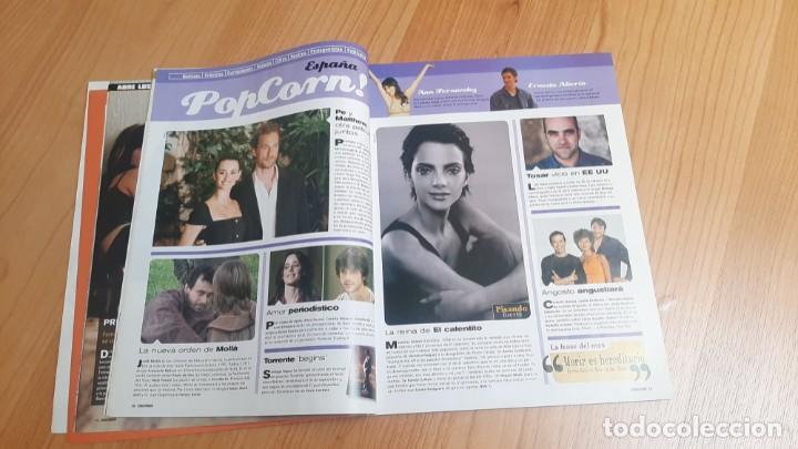 Cine: Cinemanía - nº 118 - Julio 2005 - Mascara, Ewan McGregor, Princesas, Ernesto Alterio, Ana Fernández - Foto 5 - 286652668