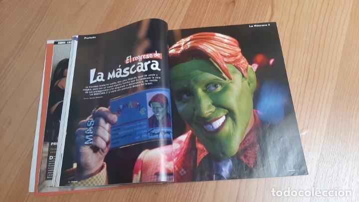 Cine: Cinemanía - nº 118 - Julio 2005 - Mascara, Ewan McGregor, Princesas, Ernesto Alterio, Ana Fernández - Foto 8 - 286652668