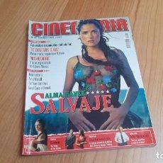 Cine: CINEMANÍA - Nº 97 - OCTUBRE 2003 - SALMA HAYEK, OSCAR JAENADA, LAIA MARULL, ICÍAR BOLLAÍN, NOVIEMBRE. Lote 286653853
