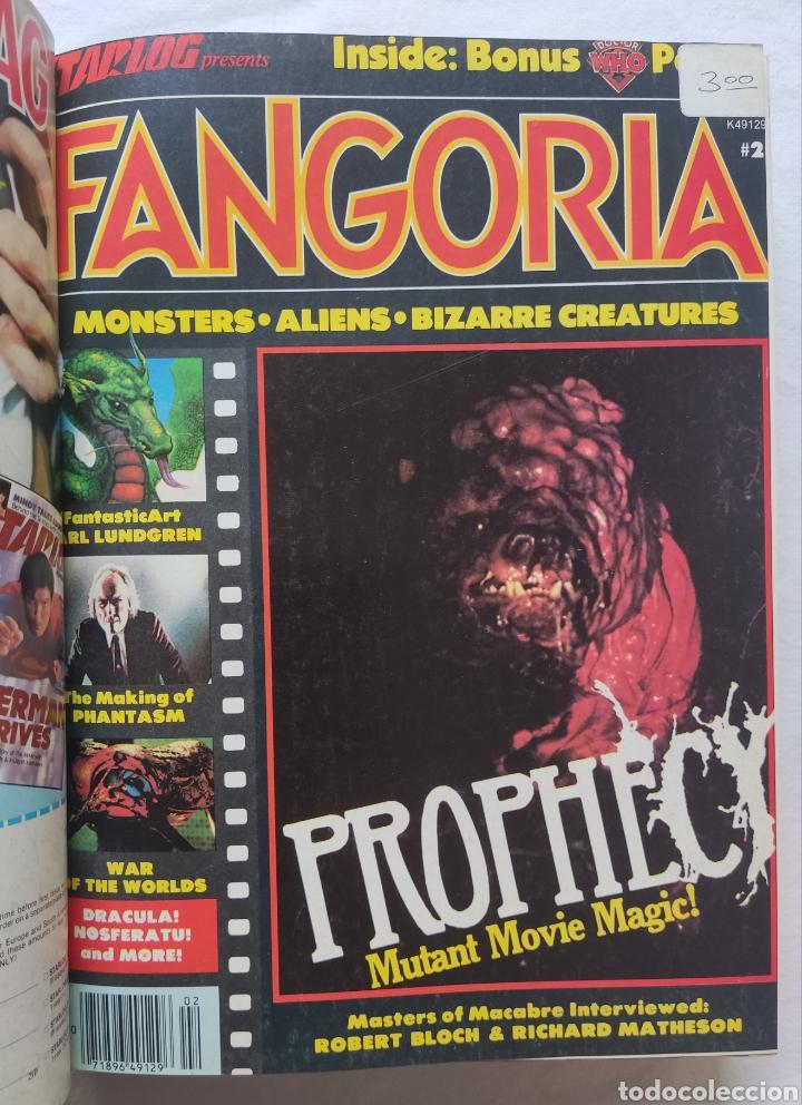 Cine: FANGORIA MAGAZINE STARLOG HORROR MONSTER ALIEN BIZARRE CREATURE ORIGINAL 1980 - Foto 3 - 287084468