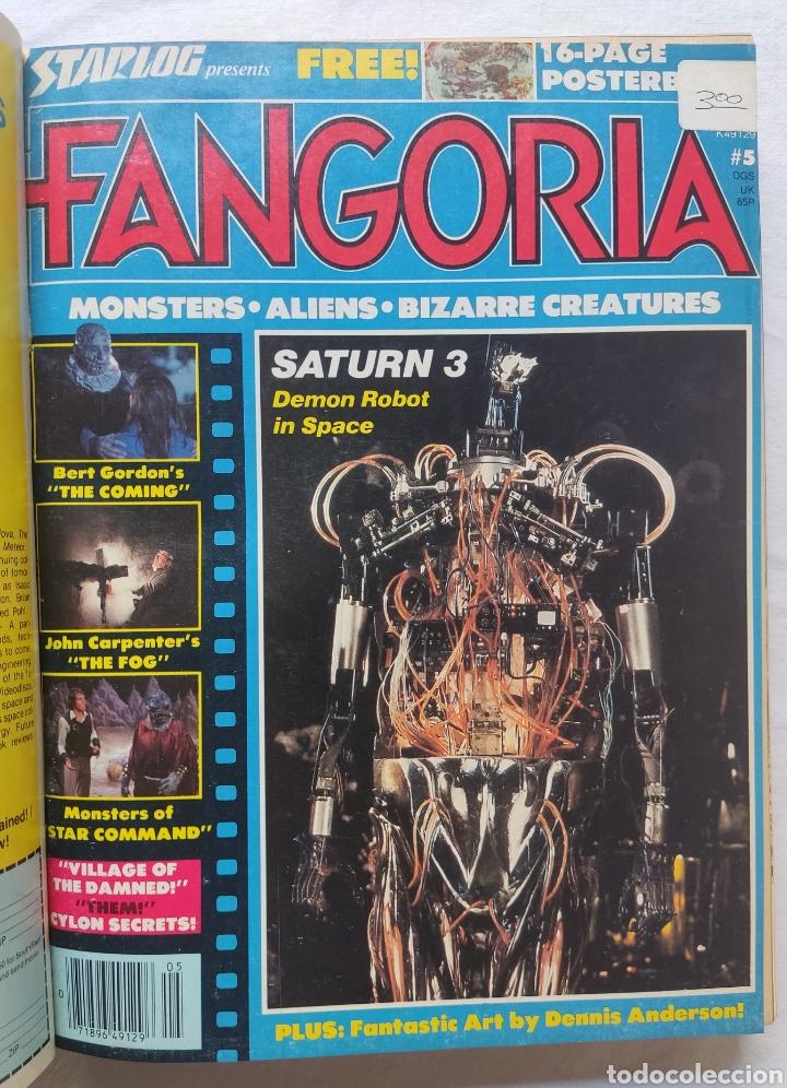 Cine: FANGORIA MAGAZINE STARLOG HORROR MONSTER ALIEN BIZARRE CREATURE ORIGINAL 1980 - Foto 6 - 287084468