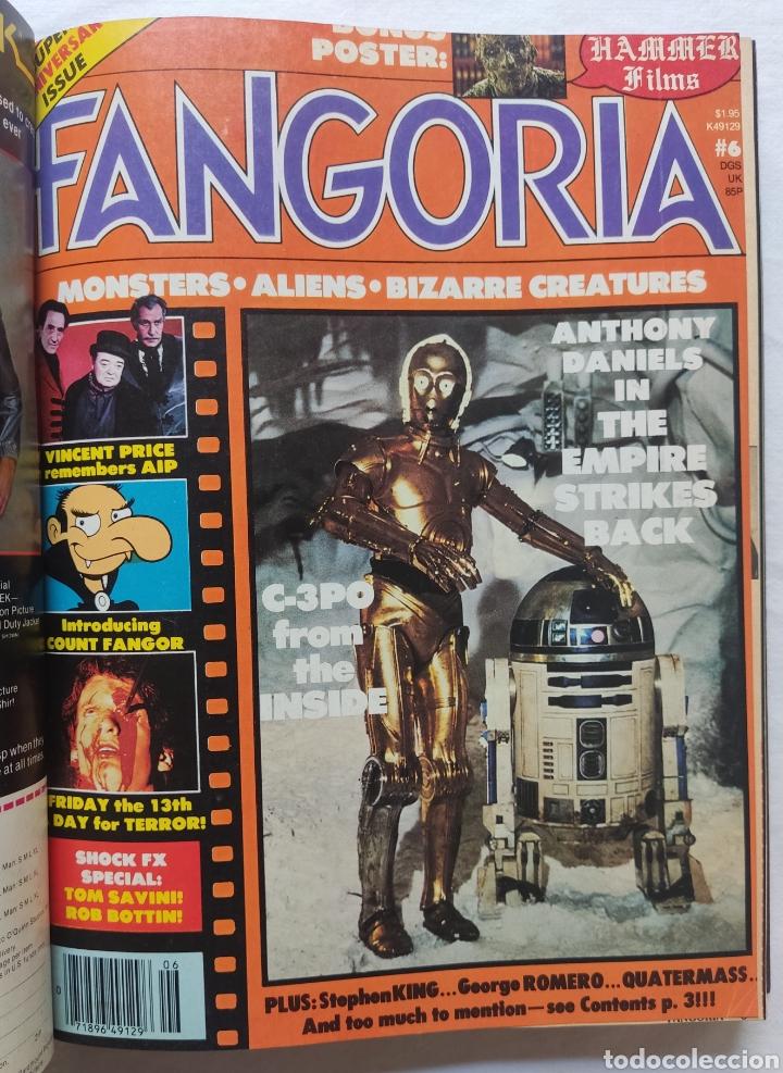 Cine: FANGORIA MAGAZINE STARLOG HORROR MONSTER ALIEN BIZARRE CREATURE ORIGINAL 1980 - Foto 7 - 287084468