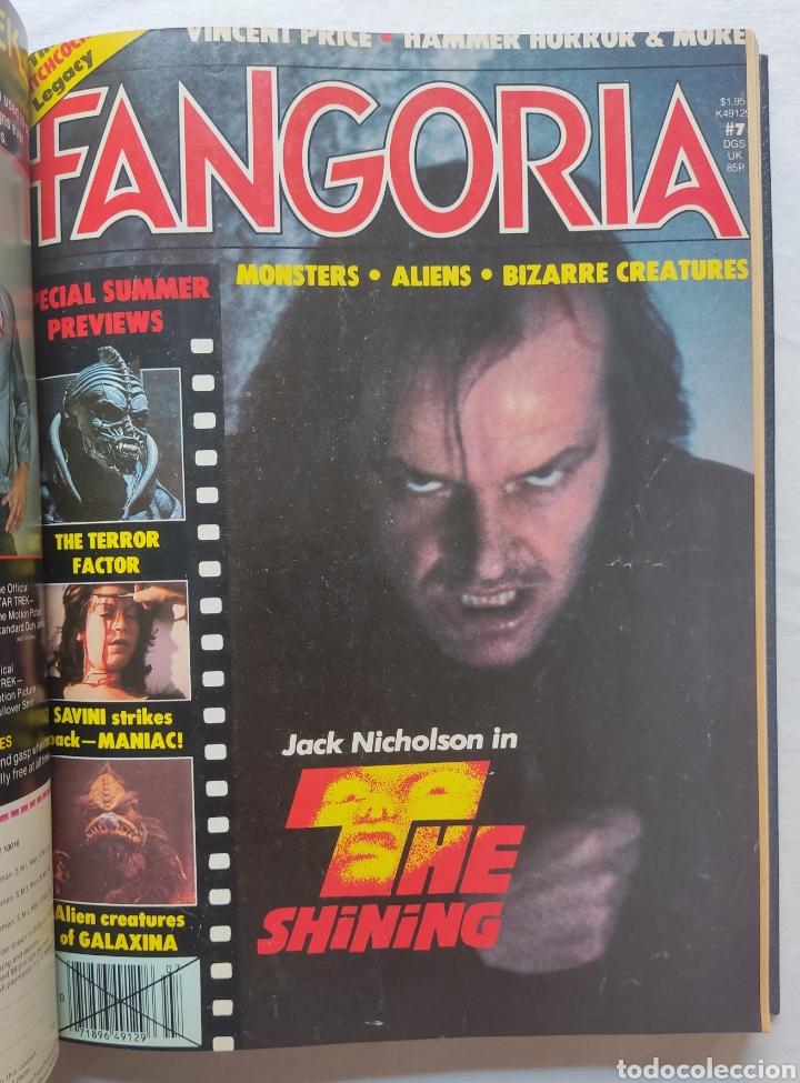Cine: FANGORIA MAGAZINE STARLOG HORROR MONSTER ALIEN BIZARRE CREATURE ORIGINAL 1980 - Foto 8 - 287084468