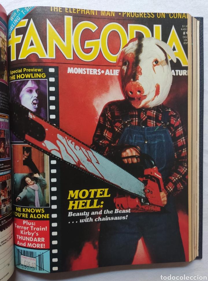 Cine: FANGORIA MAGAZINE STARLOG HORROR MONSTER ALIEN BIZARRE CREATURE ORIGINAL 1980 - Foto 10 - 287084468