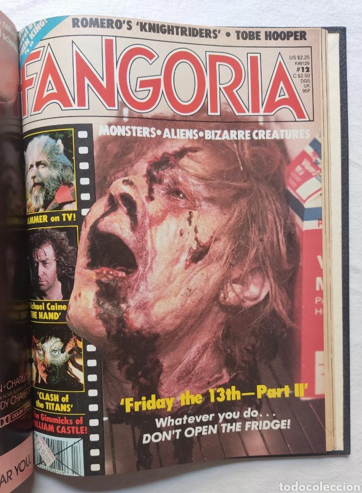 Cine: FANGORIA MAGAZINE STARLOG HORROR MONSTER ALIEN BIZARRE CREATURE ORIGINAL 1980 - Foto 13 - 287084468