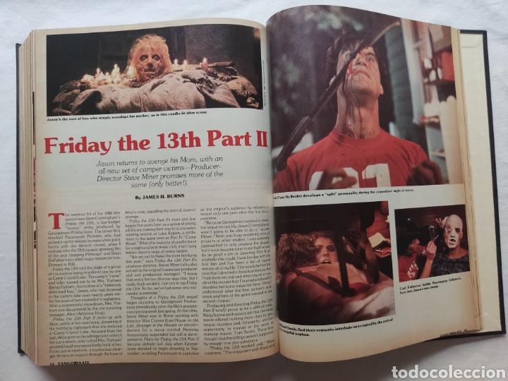 Cine: FANGORIA MAGAZINE STARLOG HORROR MONSTER ALIEN BIZARRE CREATURE ORIGINAL 1980 - Foto 14 - 287084468