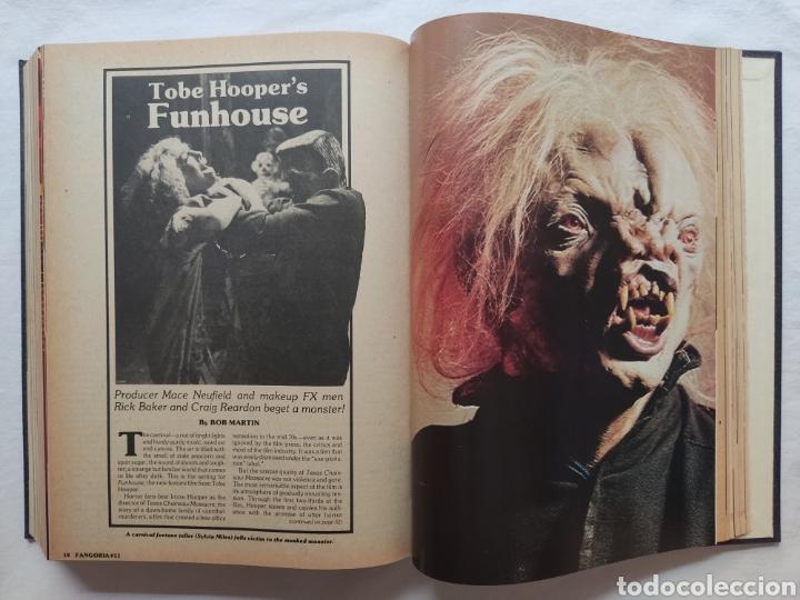 Cine: FANGORIA MAGAZINE STARLOG HORROR MONSTER ALIEN BIZARRE CREATURE ORIGINAL 1980 - Foto 16 - 287084468