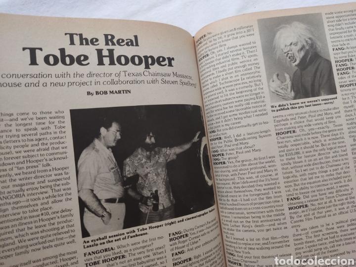 Cine: FANGORIA MAGAZINE STARLOG HORROR MONSTER ALIEN BIZARRE CREATURE ORIGINAL 1980 - Foto 18 - 287084468