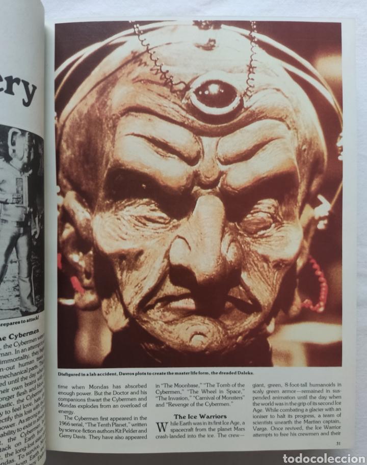 Cine: FANGORIA MAGAZINE STARLOG HORROR MONSTER ALIEN BIZARRE CREATURE ORIGINAL 1980 - Foto 19 - 287084468
