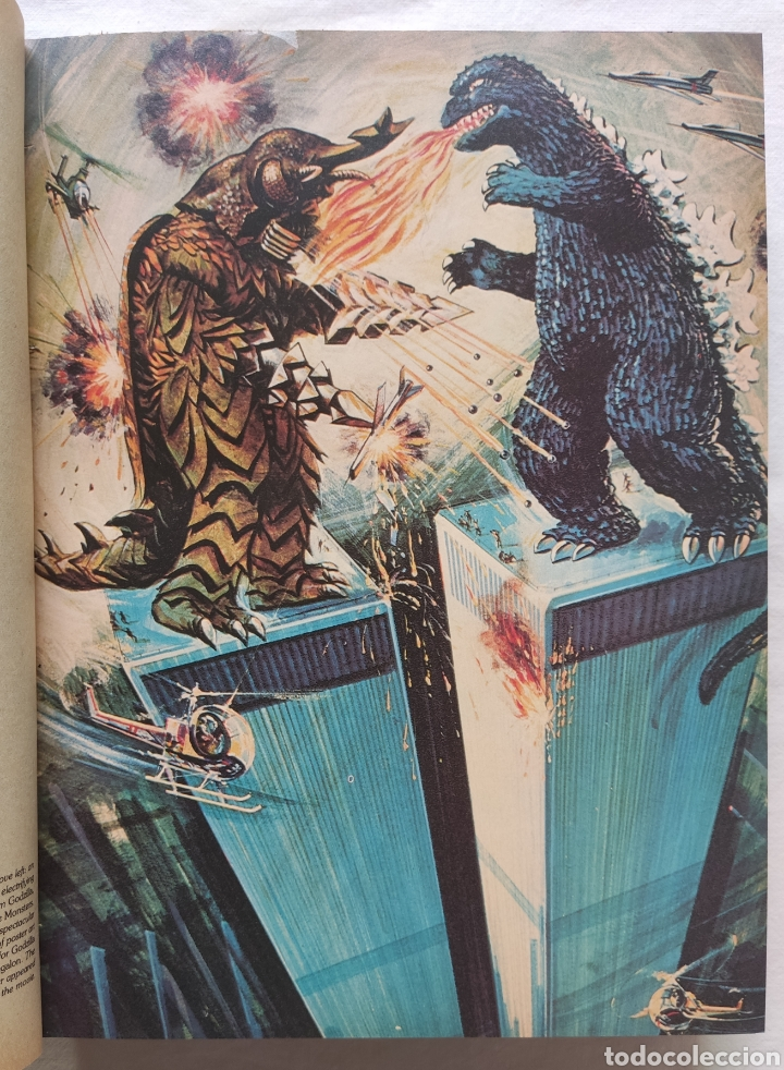 Cine: FANGORIA MAGAZINE STARLOG HORROR MONSTER ALIEN BIZARRE CREATURE ORIGINAL 1980 - Foto 24 - 287084468