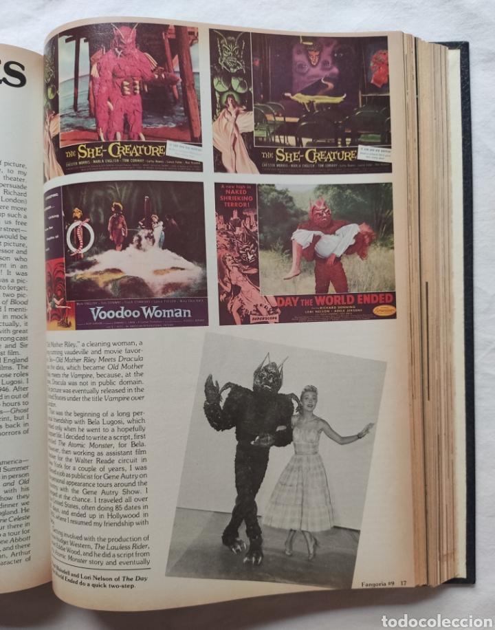 Cine: FANGORIA MAGAZINE STARLOG HORROR MONSTER ALIEN BIZARRE CREATURE ORIGINAL 1980 - Foto 34 - 287084468