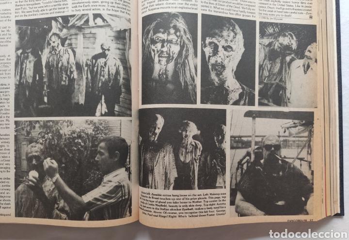 Cine: FANGORIA MAGAZINE STARLOG HORROR MONSTER ALIEN BIZARRE CREATURE ORIGINAL 1980 - Foto 36 - 287084468