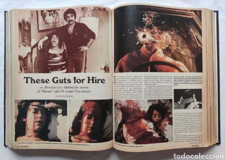 Cine: FANGORIA MAGAZINE STARLOG HORROR MONSTER ALIEN BIZARRE CREATURE ORIGINAL 1980 - Foto 39 - 287084468