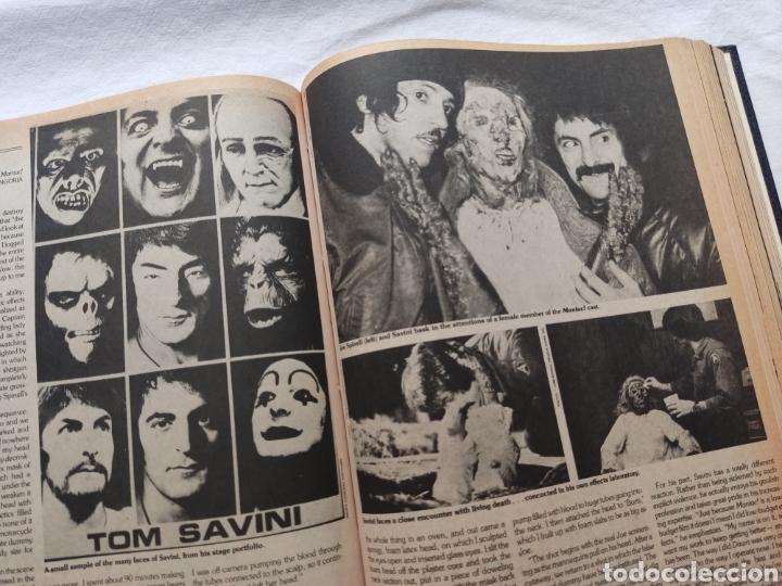 Cine: FANGORIA MAGAZINE STARLOG HORROR MONSTER ALIEN BIZARRE CREATURE ORIGINAL 1980 - Foto 41 - 287084468