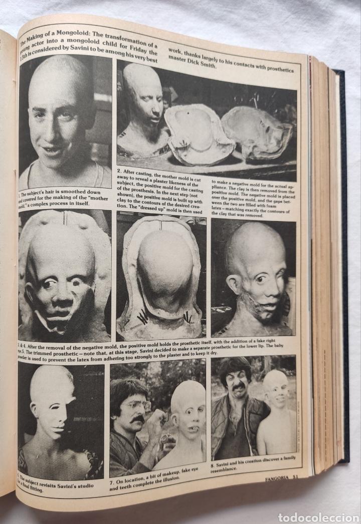 Cine: FANGORIA MAGAZINE STARLOG HORROR MONSTER ALIEN BIZARRE CREATURE ORIGINAL 1980 - Foto 44 - 287084468