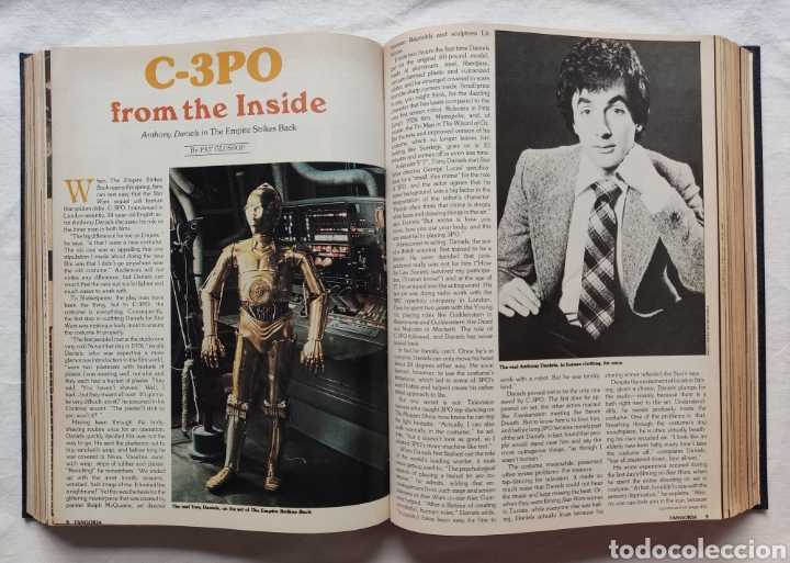 Cine: FANGORIA MAGAZINE STARLOG HORROR MONSTER ALIEN BIZARRE CREATURE ORIGINAL 1980 - Foto 46 - 287084468