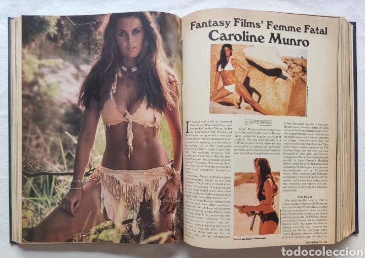 Cine: FANGORIA MAGAZINE STARLOG HORROR MONSTER ALIEN BIZARRE CREATURE ORIGINAL 1980 - Foto 47 - 287084468