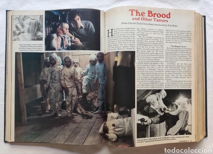 Cine: FANGORIA MAGAZINE STARLOG HORROR MONSTER ALIEN BIZARRE CREATURE ORIGINAL 1980 - Foto 53 - 287084468