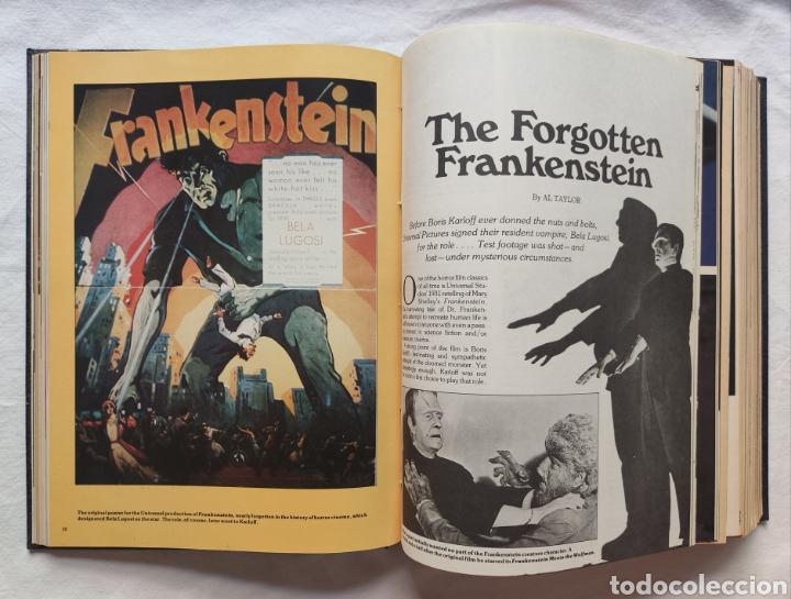 Cine: FANGORIA MAGAZINE STARLOG HORROR MONSTER ALIEN BIZARRE CREATURE ORIGINAL 1980 - Foto 54 - 287084468