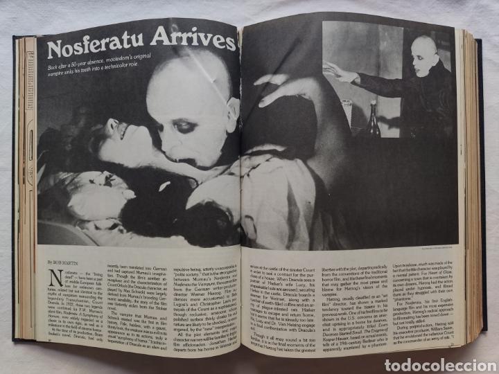 Cine: FANGORIA MAGAZINE STARLOG HORROR MONSTER ALIEN BIZARRE CREATURE ORIGINAL 1980 - Foto 55 - 287084468